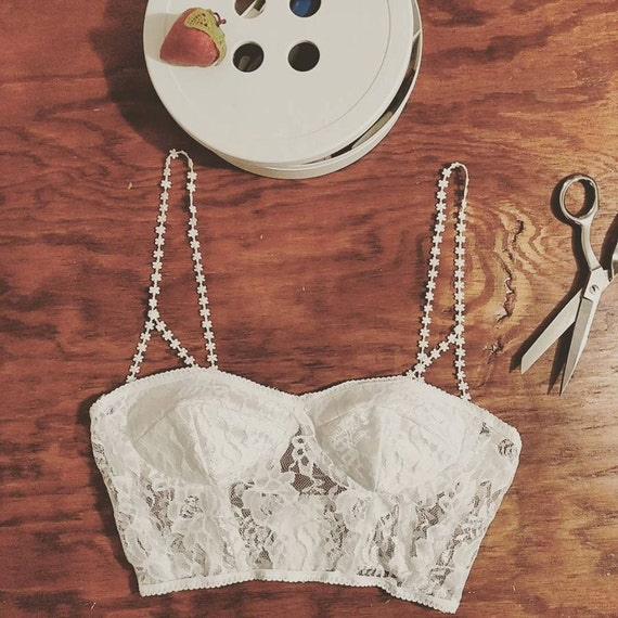 Custom Listing for dollyjkris --lining pieces for bustier