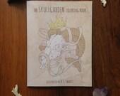 The Skullgarden Coloring Book