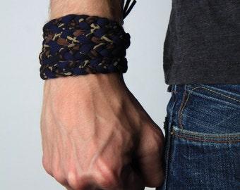 Bracelet, Braided Bracelet, Woven Bracelet, Bangle Bracelet, Cuff Bracelet, Handmade Bracelet, Love Bracelet, Arm Bracelet, Mens, Womens