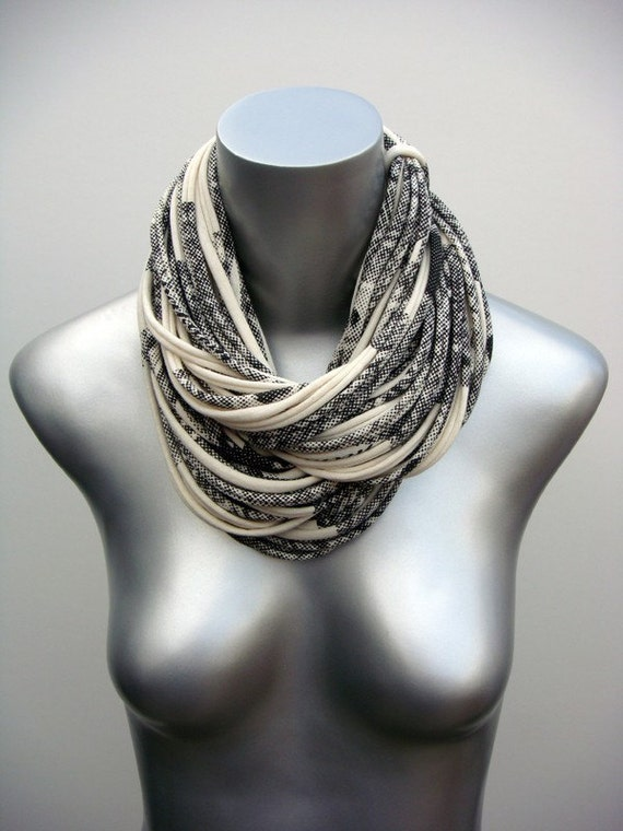 Cowl Scarf, Circle Scarf, Men, Women, Gift For Him, Gift For Her, Winter, Mens Gift, Womens Gift, Cowl Neck, Chunky Scarf, Necklace