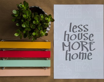 Less House Poster