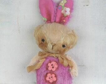 Beth Bunny by Woollybuttbears