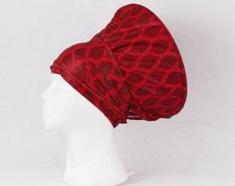 Zulu Hat (Isicholo)