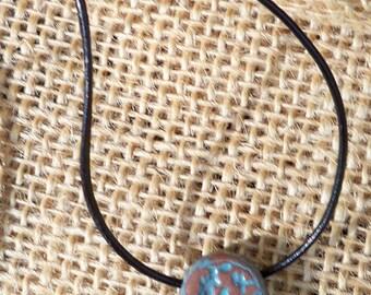 "600 BC Mold, Healing Amulet, ""Cartouche"""