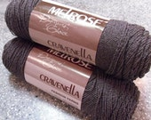 Melrose Cravenella Yarn, Cravenella, Fingering-Weight, Wool n Rayon,