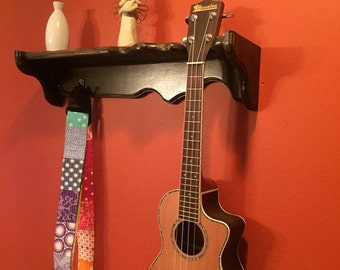 Guitar Hanger Shelf