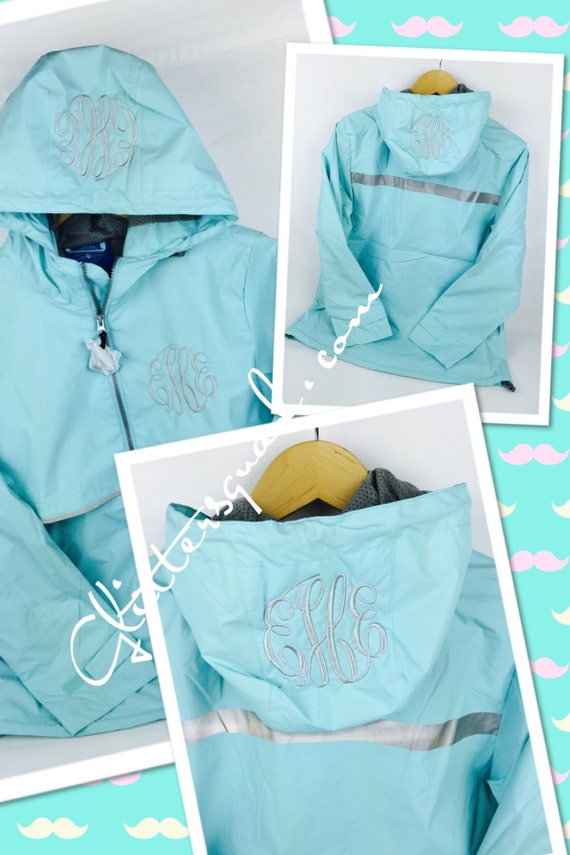 Sorority Rain Jacket