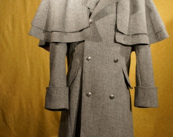 Tweed Greatcoats---Amazing Custom Military Coats