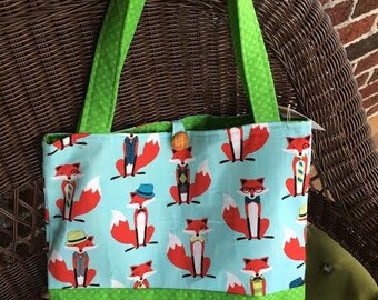 A Very Foxy Tote
