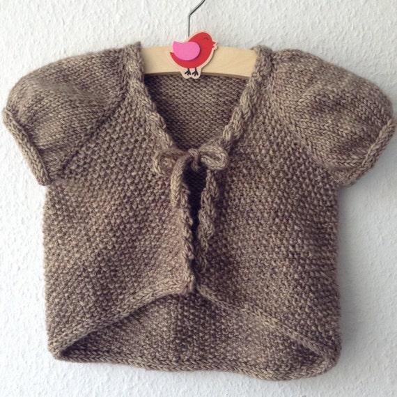 Tartelette PDF knitting pattern