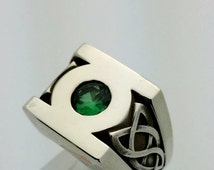 popular items for green lantern on etsy
