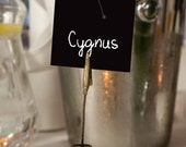 Constellation Wedding table number cards, Constellation, Stars, Space theme, Wedding Seating place cards, find your seat, escort cards,  N11