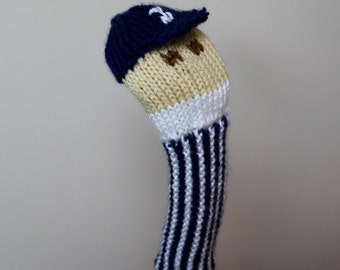 New York Yankees, golf club cover, golf headcover, headcovers,