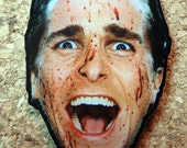 American Psycho Hat Pin by Undead Ed