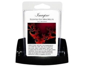 IMAGINE Soy Melts // Wax Tarts // Soy Tarts // Candle Tarts // Melting Tarts // Scented Tarts // Dye Free