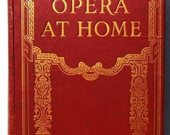 Opera At Home 1925
