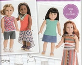 """Brand New American Girl 18"""" Doll Clothes Pattern #2"""