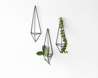 Set of 3 - Modern Ornament Collection .02 - VENIA Geometric Ornament - Himmeli