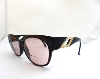 80s Courreges  Designer Optical Vintage  Eyeglasses