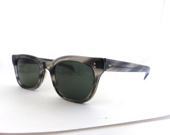 Bad Boy Sunglasses,1960s Rare , Imperial brand USA Wayfarer style/optical frames