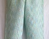 Size 4 Seersucker Summer Kids Pants