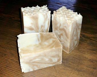 Bourbon + Tabac Soap