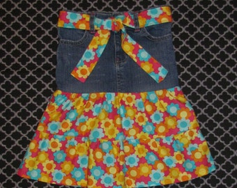 Girls Ruffle Skirt Size 4t