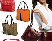 Sew & Make Simplicity 6425 New Look SEWING PATTERN - Womens Tote Bags Handbags