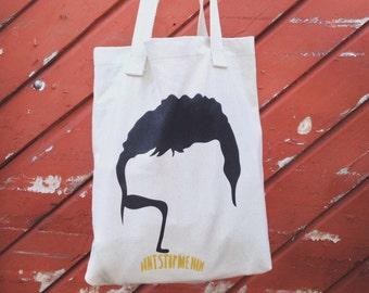 Freddie Mercury // Don't Stop Me Now tote bag