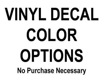 Vinyl Decal Application Instructions No Purchase Necessary - Custom vinyl decal application solution
