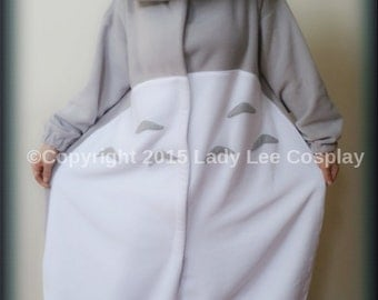 My Neighbor Totoro - Totoro Kigurumi - Adult and Toddler