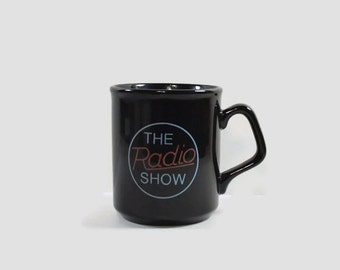 Vintage Mug CBC The Radio Show Promotional Advertising