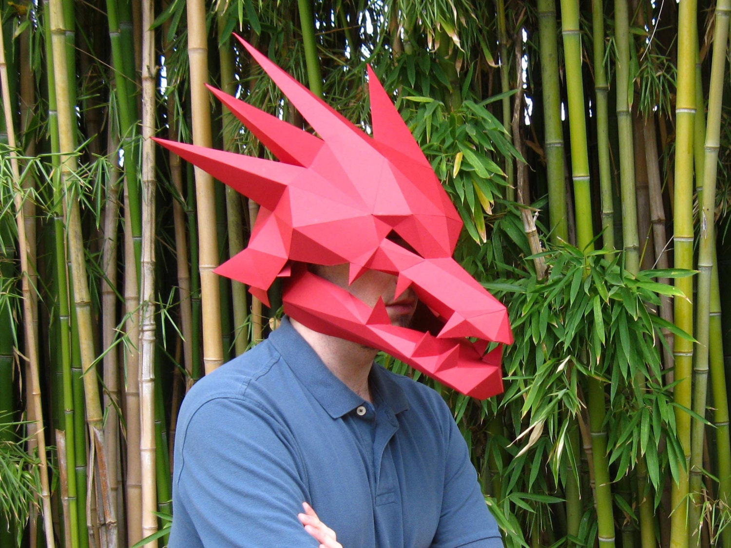 How To Do Origami Dragon Easy