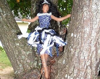 Inspirational Art Doll - Angel Fairy