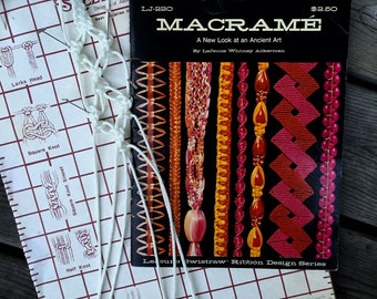 Macrame : A New Look at an Ancient Art - Ackerman