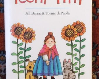 Teeny Tiny by Jill Bennett with illustrations by Tomie dePaola