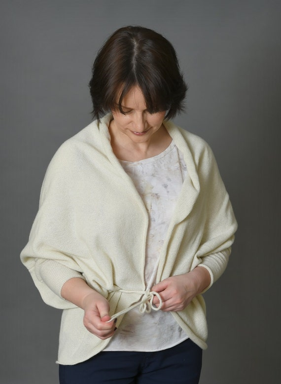 Knit sweater, wool sweater, oversized sweater, loose knit sweater, cocoon sweater, merino wool sweater, cocoon wrap