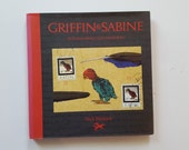 Griffin & Sabine, An Extraordinary Correspondence, Nick Bantock, 1991, Hardcover with Dust Jacket