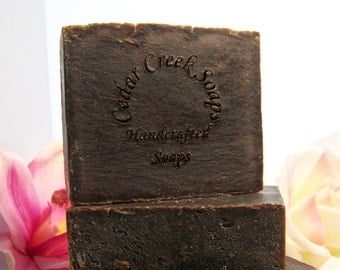 Sleepy Time Cold Processed Soap Vegan Soap Calming Relaxing Scented Soap
