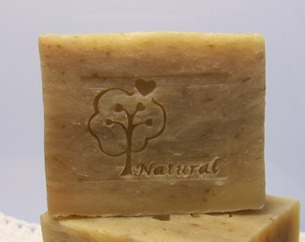 Chamomile Neroli Soap - Olive Oil Cold Processed Soap~ Natural and Vegan Soap