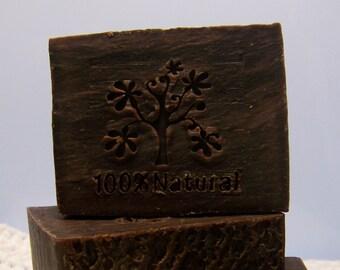 Creme Brulee Soap - Olive Oil Cold Processed Soap ~ Vegan Soap