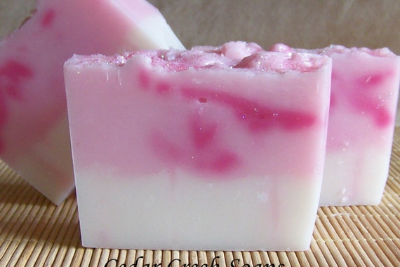 Princess type Soap Goats Milk Soap ~ Softy Scented Soap