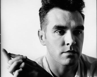 Morrissey, Poster, Archival Quality Print