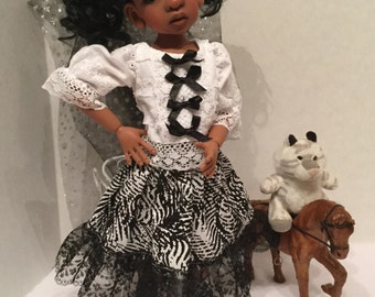Black and white for Yani and other MSD BJD s
