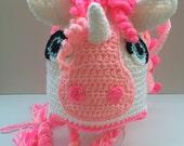Unicorn Hat, My Little Pony Hat