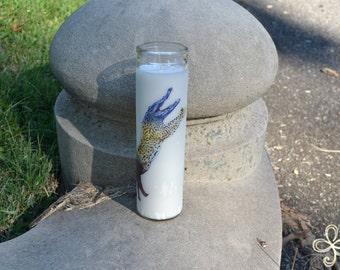 Ammit Pagan Prayer Candle