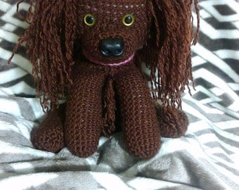 Crochet Boykin Spaniel Any breed you want