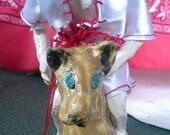 Mystical Visitor Art Doll Set
