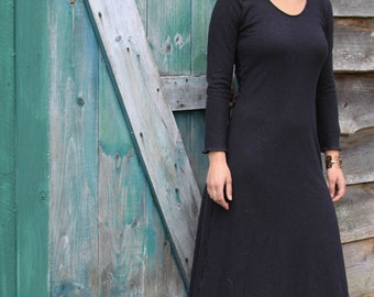 Farmhouse Dress-Organic Cotton and Hemp