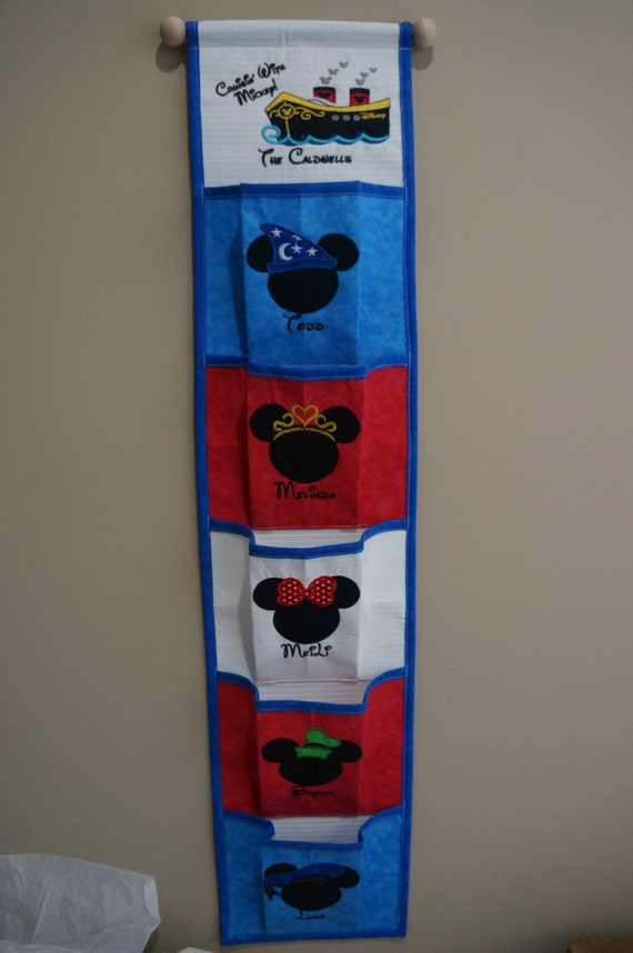 5 pocket fish extender for your disney cruise pick colors for Disney fish extender